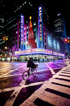 Radio City Music Hall, NYC!
