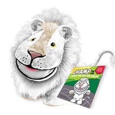 Champ Stuffie™ - The Lion who's quick to stand up for others. #stuffies