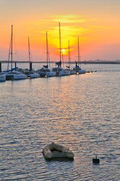 Marina de El Rompido (Huelva)