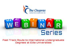 Mrs. Bindu Chopras, a motivational speaker and professional expert at The Chopras, shares a bag full of information on 'Fast Track Route to International Undergraduate Degrees at Elite Universities' for young aspirants. She advices students to make a calculative decision with regard to their next stage in life. Watch how she unfolds various concerned areas of a student looking for education abroad.