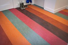 Linoleum vloer woonkamer interesting gietvloer keuken