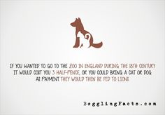 Find more amazing facts at www.bogglingfacts.com