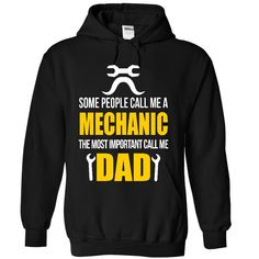 (Tshirt Coupons) Mechanic dad 2 [Top Tshirt Facebook] Hoodies, Tee Shirts