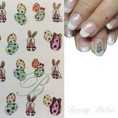#nailart Schönes Nailart Design zu Ostern! www.beauty-palast.net und http://stores.ebay.de/Beauty-Palast