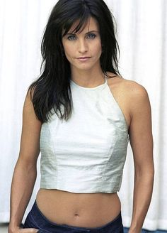 Besides being an actress, Courteney Cox is trained in Budokon, which is a fusion of yoga, martial arts and meditation and also in traditional karate.