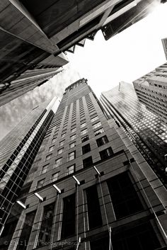 Tall tall buildings in wide angle | The Lazy Photographer