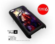 AJ 3883 Harley Quinn & Joker - iPod 4 Case | toko6 - Accessories on ArtFire
