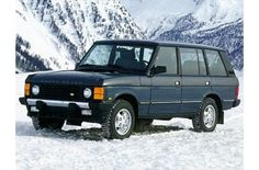 Land Rover Range Rover County LWB