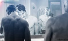I dont ship Merthur but this is just so god damn sexy!!