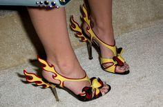 Katy Perry's High Heels ...XoXo