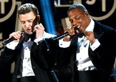 Jay Z & Justin Timberlake: Cant wait to see them!