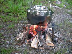 «Bålfyr» kokestativ – EAGLE Products