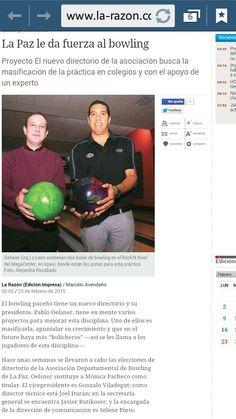 Marcas, La Razón, 23 de febrero