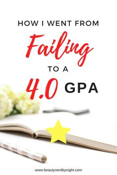 These MUST-READ Tips to Study Effectively have helped me go from failing a paper, to getting a 4.0 the next semester. If you're looking for study tips on how to ace your finals, check out this How to Study Effectively post!