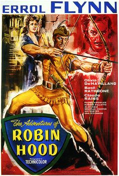 The Adventures of Robin Hood (1938) ****