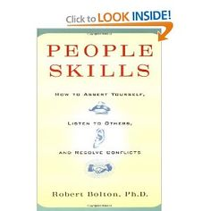People Skills: How to Assert Yourself, Listen to Others, and Resolve Conflicts [Paperback] on amazon today for just $11.52 ships free on orders over $25 or for prime members. find it on amazon here by clicking the picture.  find more great books at www.ddsgiftshop.com/books