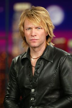 there something about Jon Bon Jovi just saying