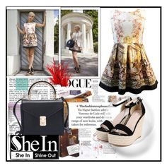 """""""SheIn 79"""" by djulovic-mirela ❤ liked on Polyvore featuring vintage"""
