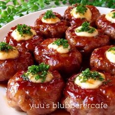 食べ過ぎ注意♡病みつきダレdeマヨ入り豚カルビ焼き | BlubbererCafe Pork Recipes, Asian Recipes, Healthy Recipes, Ethnic Recipes, Cafe Food, Food Menu, Easy Cooking, Cooking Recipes, Easy Cheap Dinner Recipes
