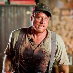 """Happy birthday to Alan Tudyk! The screen and voice actor is 45 years-old today. Tudyk may be inseparable in our minds from the role that made him famous — """"Firefly""""'s Hoban Tucker And Dale Vs Evil, Happy Birthday Alan, Redhead Men, Science Fiction Books, Games Images, Firefly Serenity, Penguin Random House, Voice Actor, Latest Movies"""