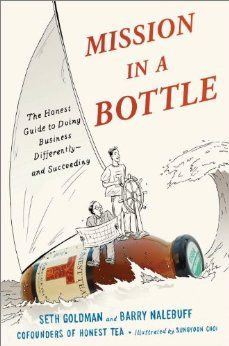 Mission in a Bottle. (Seth Goldman) In graphic novel format, the cofounders of Honest Tea present the history of the company and provide practical advice on launching a successful business, perseverance, and creative problem-solving. Free Books Online, Reading Online, Good Books, Books To Read, Customer Stories, Honest Tea, Free Reading, Book Recommendations, Book Format
