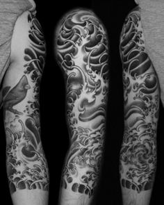 02 Black Water Tattoo