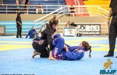 O Jiu-jitsu e o empoderamento feminino