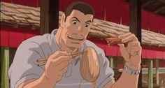Spirited Away - Ghibli food