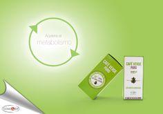 Complementa tu #dieta y #ejercicio con #Café Verde Puro con #Svetol, un #suplemento alimenticio que te ayuda a metabolizar mejor el azúcar, aprovechar los depósitos de #grasa y aumentar tu masa #muscular. http://lemi.com.mx/productos/20-cafe-verde-puro.html  #salud y #fitness