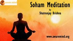 Soham Meditation Track is the awareness is focused on the mantra of our breathing process. Visit http://www.awaremind.org/Mindfulness-Stress-Relief-Meditations/Soham/54 and listen the amazing track of by yourself.