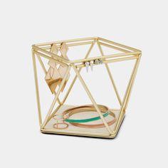 open geometric jewel