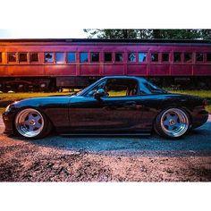 @the_dudee #camberglerz #ozgang #ozwheels | #TopMiata #mazda #miata #mx5 #eunos #roadster