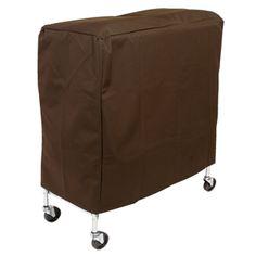 Water Repellent Brown #Rollaway #Bed Cover 981155(HDSSFS)