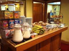 What Could Be Better Than Waking Up To A Complimentary Continental Breakfast At The Hotel Elysee