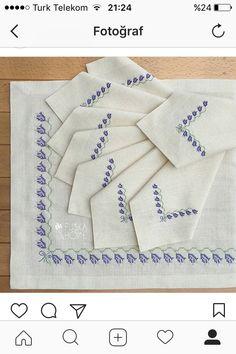 cross stitch border lavender sprigs no pattern no link ideas only - PIPicStats Hardanger Embroidery, Beaded Embroidery, Cross Stitch Embroidery, Hand Embroidery, Cross Stitch Borders, Cross Stitching, Cross Stitch Patterns, Bordado Floral, Bargello