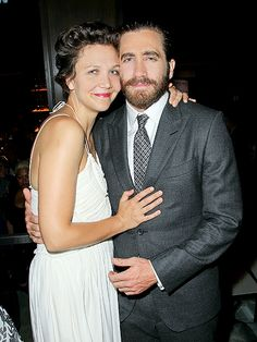 Star Tracks: Tuesday, July 21, 2015   SUPPORTIVE SIBLINGS    Inside the N.Y.C. Southpaw premiere on Monday, Jake Gyllenhaal gets a hug from his sister Maggie.