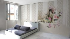 Glamora Creative Wallcoverings - now available at misterwallpaper.com.au