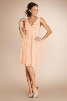 Donna Morgan Jessie Bridesmaid Dress   Weddington Way