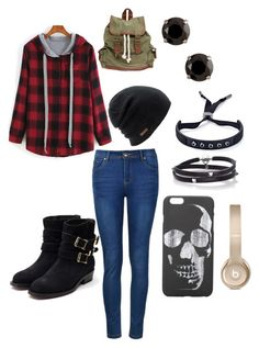 """Markiplier"" by eclecticgirl20 on Polyvore featuring Ally Fashion, Rupert Sanderson, Wet Seal, Coal, Marc by Marc Jacobs and Sif Jakobs Jewellery"