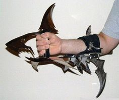 coolpics: 10 Cool and Unusual Knives