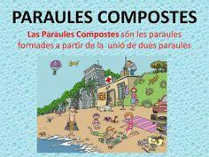 BUSQUEM PARAULES COMPOSTES   LA FINESTRA DE 4t A