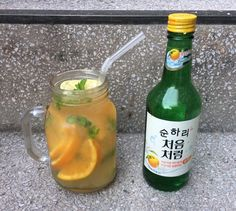 Citron Soju