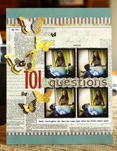 A Project by jbarksdale from our Scrapbooking Gallery originally submitted 10/06/11 at 08:13 AM