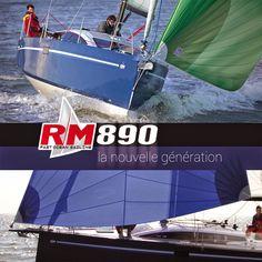 RM890 présenté par ADN: Nouveau RM 890 des chantiers FORA MARINE  Présenté...