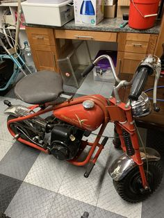 Rat Bikes, Mini Chopper, Minibike, Moto Bike, Motorcycle Design, Go Kart, Scooters, Clutches, Carport Designs