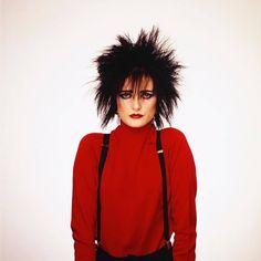 siouxsielover: Siouxsie (1980) ❤️ - I love Siouxsie so much 💘