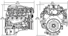 Ford+4.6+Timing+Chain+Marks Rotate engine cylinder No. 1