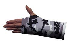 "Wrist Splint / Brace Cover - ""Grey Camo"" by Kuvrs on Etsy"