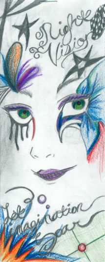 2012 Teen Summer Reading Art Contest Winner by Denver Public Library Teens, via Flickr