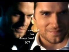 Henry Cavill For James Bond 007 ~ Writings On The Wall